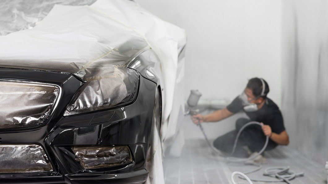 Auto Paint Shop >> Auto Paint Shop Mcdonough Ga Point To Point Automotive Llc